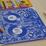 DJ QBert and his 2-Dimensional DJ Deck  from algoriddim