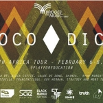 Loco Dice Tours SA with Bridges for Music