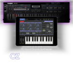 CZ App for iPad announced by CASIO to recreate CZ series synths