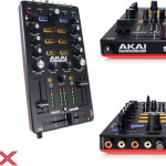 Akai AMX Review – Modular Mixer and Controller for Serato DJ