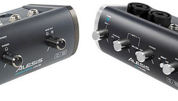 Alesis Control HUB and IO HUB Resized