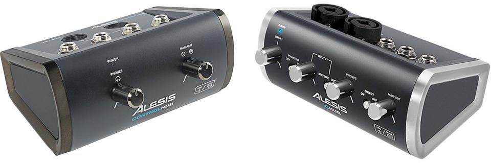Alesis Control HUB and IO HUB