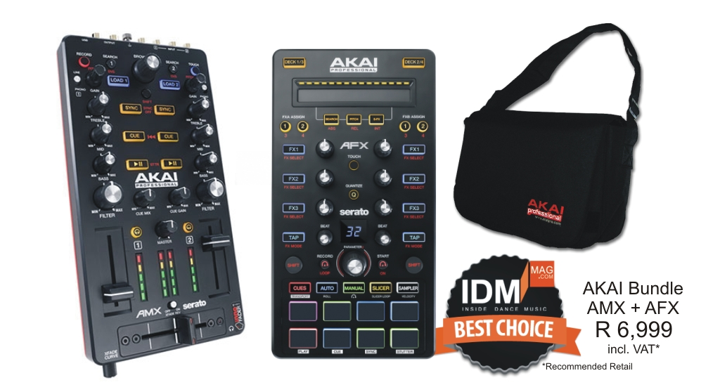 AKAI AMX AFX BUNDLE