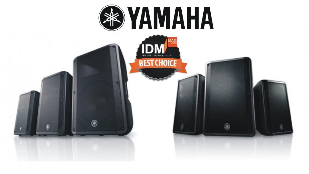 Yamaha DBR Series - Powered Speakers