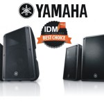 Yamaha DBR Series – Powerful Powered Speakers