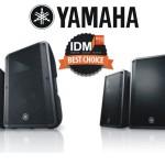 Yamaha DBR Series – Powerful Powered Speakers
