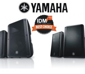 Yamaha DBR Series - Powered Speakers