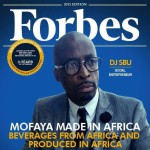 DJ Sbu in trouble over fake FORBES Magazine Cover