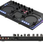 KORG Kaoss DJ Controller with built-in Kaoss Pad