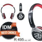 Numark HF150 Collapsible DJ Headphones – R 495