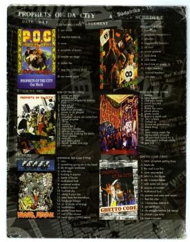 POC Album Discography