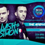 Freedom Fest SA Announce Lush & Simon as first EDM Act
