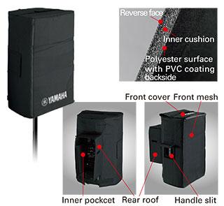 Yamaha DBR Speaker Cover