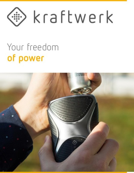 Kraftwerk Co-Founder Sues Portable Energy Supply Company