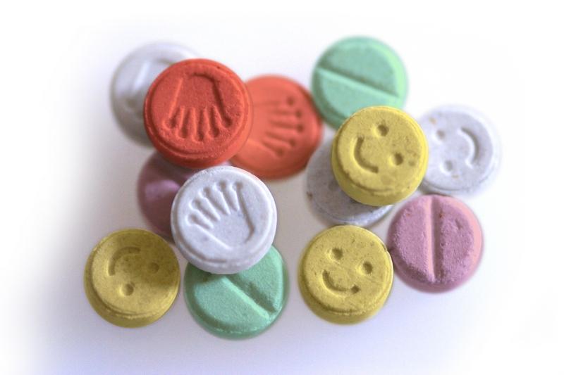 MDMA trials