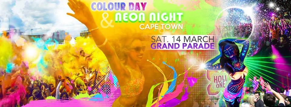 Holi Colour Festival Johannesburg Holi One Colour Festival 2015