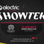 Showtek Cape Town: Full Line Up Revealed by Electric Music