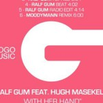 With Her Hand – the new single by Ralf Gum feat. Hugh Masakela