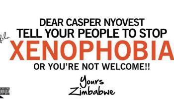 Cassper Zimbabwe