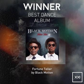 SAMA XXI winners