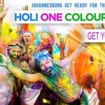 Johannesburg HOLI ONE Colour Festival 2015 is nearly here
