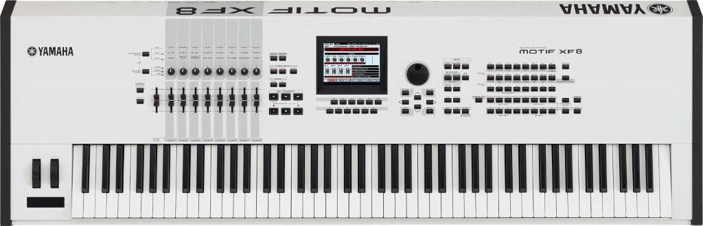 Yamaha Motif XF White Special Edition