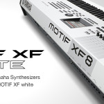 Yamaha Motif XF White Special Edition | 40 years of Yamaha Synths