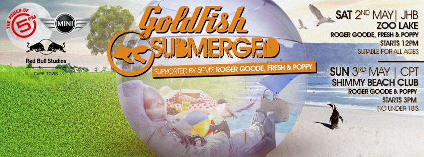 Goldfish Submerged