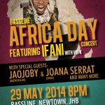 Bassline Africa Day Concert featuring iFani