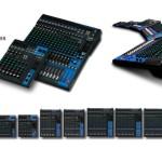 Yamaha MG Series Portable Mixing Consoles