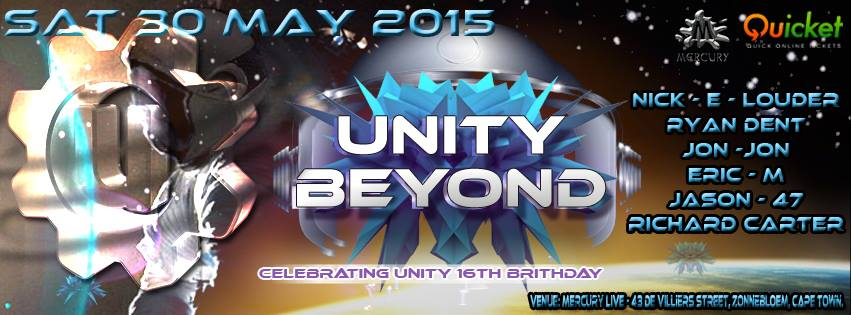 Club Unity 16th Birthday