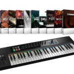 Komplete Select packaged with Komplete S-Series Keyboards