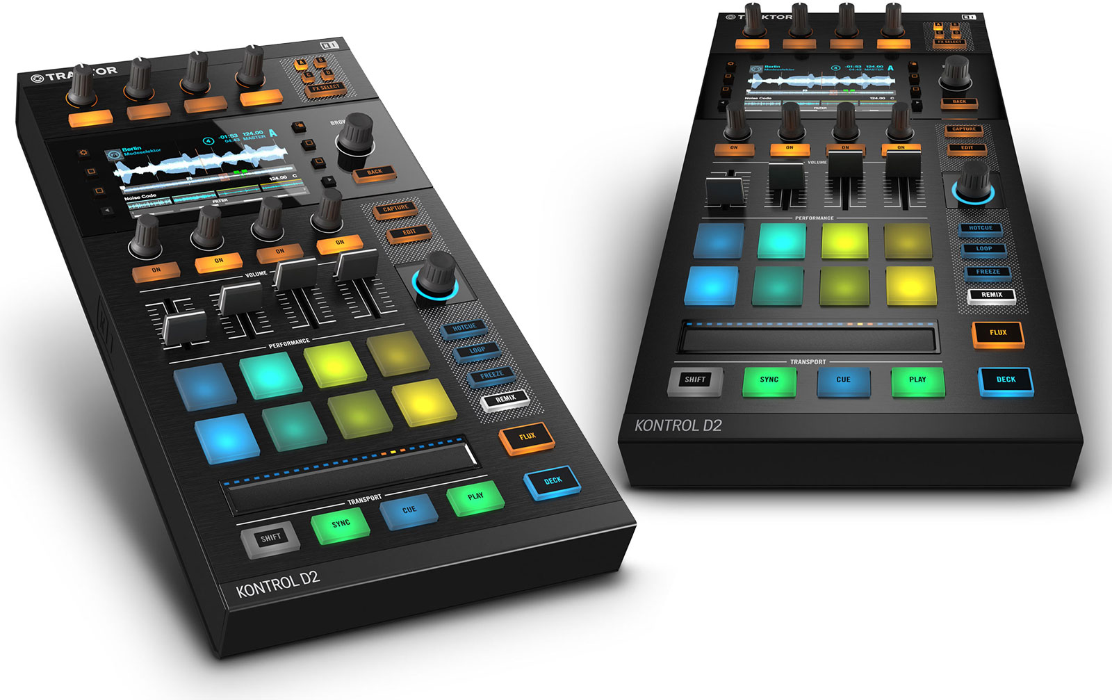 kontrol d2 for traktor tested and reviewed