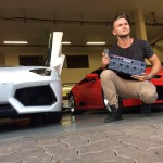 Beatboxer and Lamborghinis Make Music Together