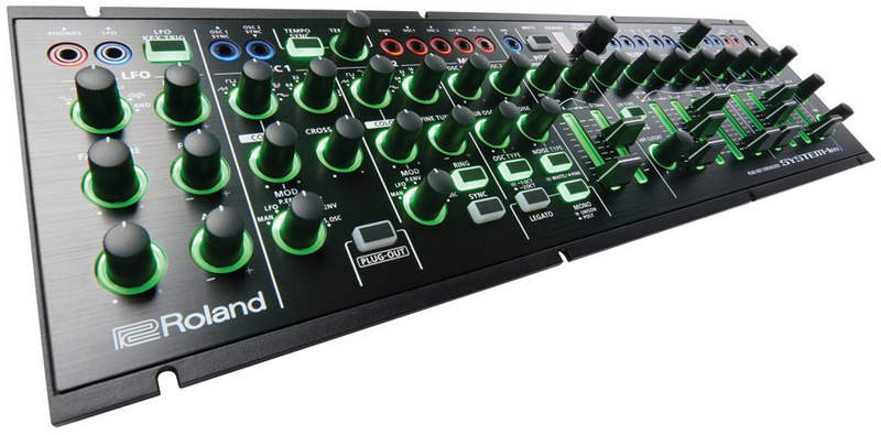 roland aira modular synth racks set to be released. Black Bedroom Furniture Sets. Home Design Ideas