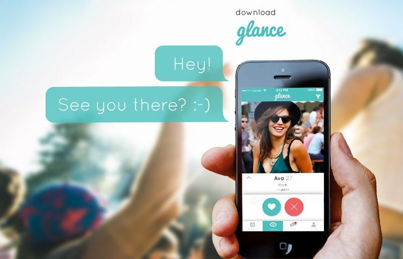 glance festival dating app