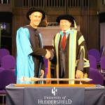 Richie Hawtin's Honorary Doctorate for  music technology