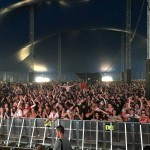 Slam Tent – Watch how quickly the dance tent fills up