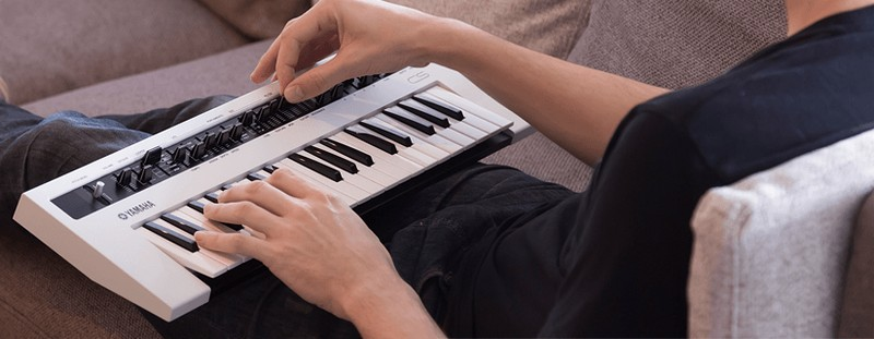 Yamaha Reface – All You need to Know The Yamaha Reface mobile mini keyboards caused a bit of an online ruckus a month back as online channels got wind of the new range to be released by Yamaha through a teaser video that was emerged online even before an official product page had be published. <H4> What is Yamaha Reface The Yamaha Reface range seems to be the company's answer to Korg's Volca series and Roland's Aira range. Size wise they fit in between the aforementioned; not as small as the Volca and not quite as substantial as Roland's Aira, the main common dominators are that they're clearly aimed at the budget end of the market, are definitely intended for musicians and producers on the move and like Aira and Volca, have based each of the four models on existing proprietary ranges on the Yamaha family. Yamaha Reface consists of four keyboard models and each instrument is based on a different model in their range and offers a different set of dynamics and features. <H4> Yamaha Reface CS When you see Yamaha Reface CS, think of the CS-80 and that typical 70's analog synth sound. The 8-note polyphony allows for complex chords and pads but can also operate in mono mode for bass and lead sounds.  The onboard effects processor serves up five types; Delay, VCM Phaser, VCM Chorus/Flanger and Distortion <h4> Yamaha Reface CP The CP is and electric piano and boasts a Vintage Keyboard Sound Engine and six detailed vintage keyboard types.  These piano sound patches include two Rhodes piano types - an early 70's  and a late 70's electric piano, a Wurlitzer, Clavinet, Toy piano and the Yamaha CP80 electric grand which will certainly make Yamaha piano fans happy.  <H4> Yamaha Reface DX As the name suggests the Reface DX is based on the iconic FM synth, the DX7. The 4-operator FM sound engine offers expressive additive synthesis and dynamics and has two programmable FX blocks with no less than seven effect types per block. The effects are VCM Touch Wah, VCM Flanger, VCM Phaser, Chorus, Delay, Reverb and Distortion. The multi-touch control interface gives you direct access to four parameters simultaneously. <H4> Yamaha Reface YC The Reface YC is a combo organ and is based on Yamaha's classic combo organs. The five different organ patches include an American tonewheel organ, a British transistor organ, an Italian transistor organ, a Japanese transistor organ and the Yamaha YC-45D. The organ has 228-note polyphony and two retro organ effects; Distortion and Reverb. All the controls needed to play an organ are there such as Drawbars, Percussion, Vibrato and Rotary Speaker speed control with four values: fast, slow, stop and off. <H4> Yamaha Reface – Common Features to the range All the Yamaha Reface keyboards come with 2W 3cm stereo speakers so you can pretty much jam on them anywhere, anytime. USB offers both power to the unit and connectivity although you can also use six 'AA' batteries for a truly portable experience/performance. The keyboard of course is not full size. They are mini keys but Yamaha say they have the same FAS action as their flagship Motif XF series which enhances fast, accurate and natural playing. Reface Capture is an iOS app that enables your iPhone or iPad to serve as your preset library, a smart move by the company considering there are no screens on the actual keyboards. You can even organise your presets into setlists which is great for live performance. <H4> Soundmondo Soundmondo is a sound sharing community platform where you can share patches, discover new sounds and network with others on ideas. The interface allows one to share presets directly from your phone.  Using Chrome's new Web Midi Feature if you plug your Reface keyboard in via midi, the Soundmondo site will recognise it instantly. You can then use the browser interface to create your own presets and load these into the Capture app on your iPad/iPhone.  The Yamaha Reface range is expected to be available via Yamaha Music South Africa in September. Keep a watch out on IDM Mag social platforms, we'll let you know when they arrive and will certainly be testing them out. Here's the global Yamaha Reface product page for further info.