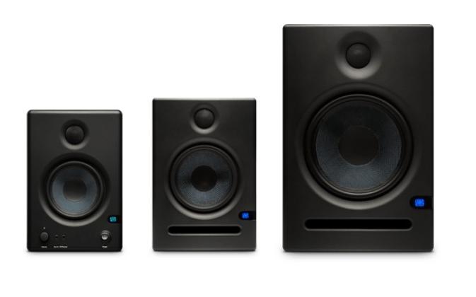Presonus Eris High Definition   Active Studio Monitors