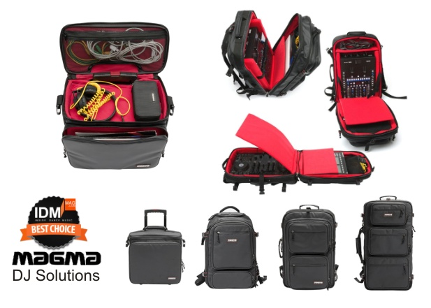 Magma Dj Gear Bags 2015 Protect Your Gear Travel In Style