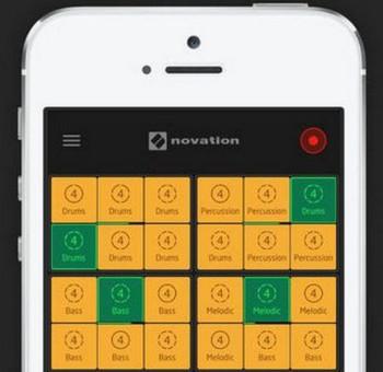 Novation Launchpad iOS