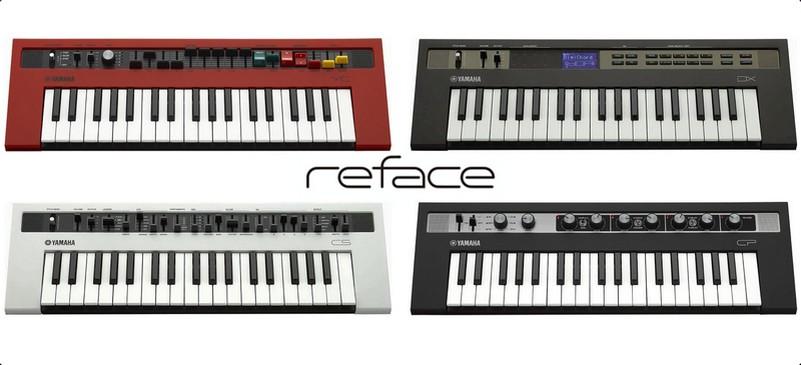 Yamaha's Reface