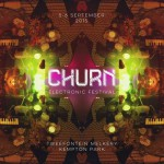CHURN FESTIVAL feat. Charles Webster, Daedelus + more