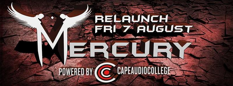 Mercury Live Cape Town