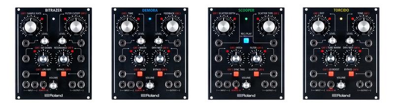 Roland Aira Modular FX