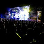 House of Flava Stage at Spring Fiesta 2015