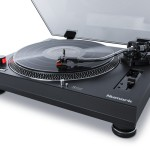 Numark TT250USB Direct-drive turntable announced