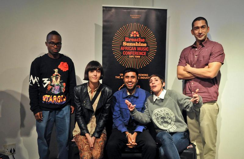 Breathe Sunshine African Music Conference 2015