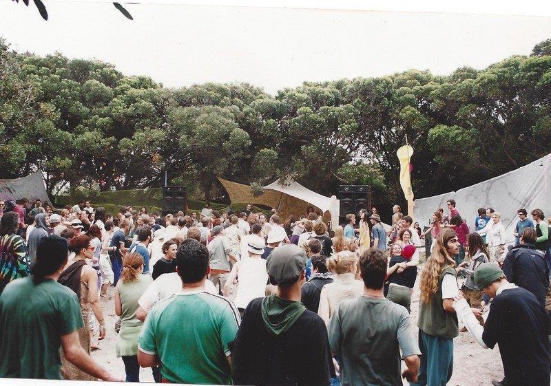Earthdance Cape Town